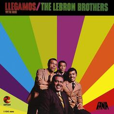 Lebron Brothers Llegamos: We're Here Vinyl LP The venerable Cotique existed at the juncture where Afro-Caribbean music met the rootsy sounds of soul Vinyl Lp, Vinyl Cover, Puerto Rican Music, Latino Artists, Musica Salsa, Funk Bands, Salsa Music, The Family Stone, Album Covers