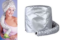 $12 for a Soft-Hood Hair Dryer Bonnet - Shipping Included- Looks kinda retro