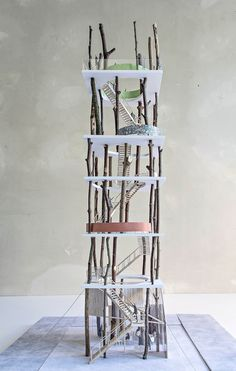 Forest Tower _ KATOxVictoria