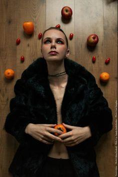 Home studio European Models, Forbidden Fruit, Editorial Photography, Editorial Fashion, Amsterdam Photography, Stylists, Photoshoot, Portrait, Jacket