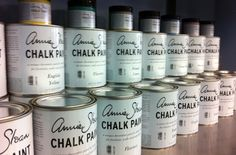 Inspiration – Chalk Paint by Annie Sloan | ROWE SPURLING PAINT COMPANY