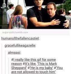 #supernatural #spn #season13 #spnspoilers #spnfamily #AlwaysKeepFighting #JensenAckles #JaredPadalecki #deanwinchester #samwinchester #misha #mishacollins #castiel #destiel