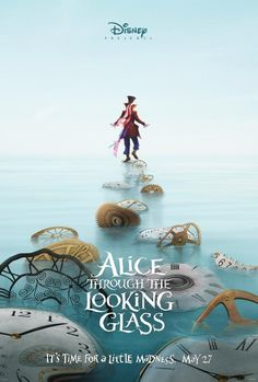 Alice Through the Looking Glass – Primo footage per il sequel di Alice in Wonderland