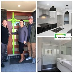 Congratulations to Kate and Dylan on receiving the keys to your beautiful Aston 208 Classic Façade home! Stroud Homes Tamworth hope you enjoy your new home and create happy memories for many years to come. #stroudhomes #feelslikehome #newhome #blackandwhitequotes #happy #excitin