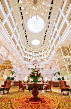 Grand Floridian Resort & Spa Review