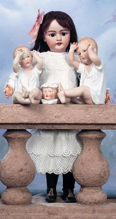 Images: 329 German Bisque Child Doll,1079,by Simon & Halbig