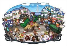 ポケモン 街 - Google 検索