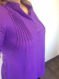 Making Lemonade Out Of Lemons - Tracy's Product Opinions: DRESSOLE Women Tops Vintage V Neck Half Sleeve But...