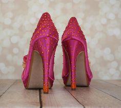 9b926bb60c45 Ellie Wren Custom Wedding Shoes  Design Your Own Wedding Shoes