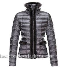 Shop Womens Moncler Temple Down Jackets Grey with Amazing quality at our Moncler  Outlet Online store. You can purchase the best moncler product in our shop. 0a24cf16e7df