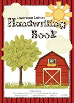 Handwriting - Lower Case Letters {FREE}