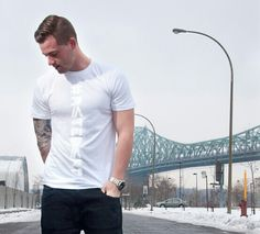 All white Hastag shirt 35.00$
