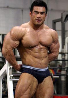 26 Best bodybuilder images Bodybuilding Asian men Muscle men