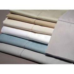 Belle Epoque 420 Thread Count Pillowcase Size: King, Color: White
