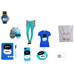 """Okay? Okay."" by chloe5387 on Polyvore #watch #watches"