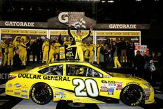 Joe Gibbs Racing: Kenseth wins 2015 Sprint Unlimited (photo: Getty Images for NASCAR/Jerry Markland)
