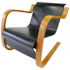 Alvar Aalto Cantilever Lounge Chair