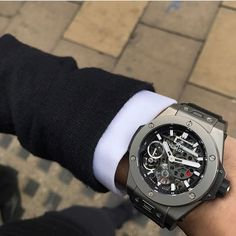 Hublot Meca 10 Or maybe this one, hell lets see if the budget can handle two
