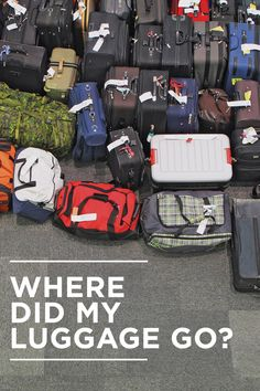 It seems our bags aren't slipping through a Narnia-esque portal or going on their own timeshare vacation. We has the real scoop on what happens when your luggage doesn't make its way back.