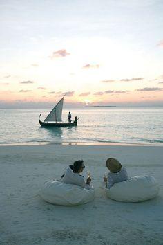 You& me & maldives