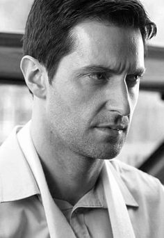 Beautiful in black and white..from Strike Back Richard Armitage