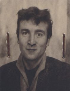 John Lennon - ID photo