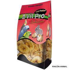 Complementos para animales - Plátanos 250gr - Complementos para animales