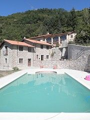 Luxury Barn for rental in Tuscany....