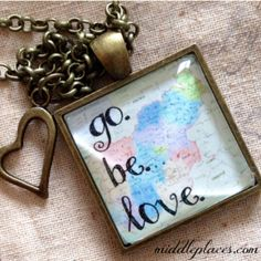 {Featured Blogger} Middle Places- Go. Be. Love.