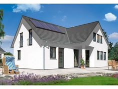 Domizil 192 - #Einfamilienhaus mit #Einliegerwohnung (ELW) / #Zweifamilienhaus von Town & Country Haus Lizenzgeber GmbH | HausXXL #Massivhaus #Energiesparhaus #klassisch #Satteldach