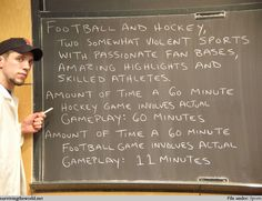Thanks to this guy for doing the research so I don't have to. I think both sports are cool but Hockey is ugh amazingggg