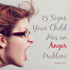 Does your child have anger problems? Take this test to see! #parenting #imom