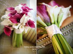 fuschia wedding bouquets - Google Search