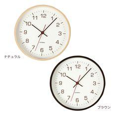 【送料無料】電波時計ヘーニルKATOMOKUkm-44スイープムーブメント【掛け時計静音音がしない壁掛け時計壁掛け電波時計デザイン時計北欧テイストシンプルおしゃれ木製連続秒針曲げわっぱスムーズ秒針インテリア時計結婚祝い】