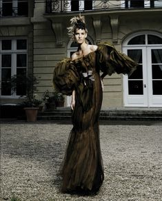 Christian Lacroix Winter 2008-09     ana_lee: Haute Couture by Mario Sierra