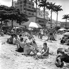 Praia da Bica, Ilha do Governador 1967