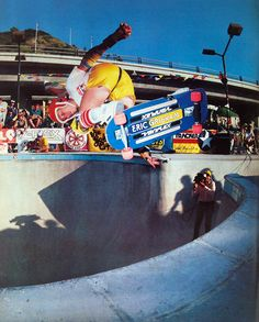 Allen Losi, Oasis/G Cup, Oasis Skatepark, San Diego 1980 #Skateboarding