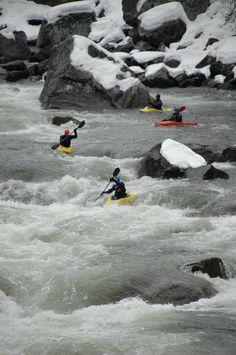 Tumwater canyon, Leavenworth, WA Kayak Paddle, Canoe And Kayak, Great Places, Places To See, Beautiful Places, America Washington, Washington State, Whitewater Kayaking, Canoeing