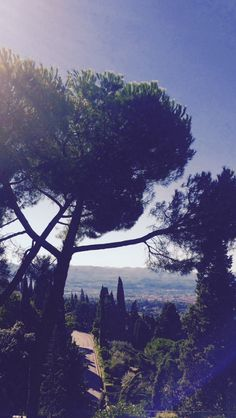 Fiesole, Florence, Toscany