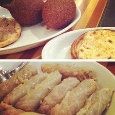 Arabian food!