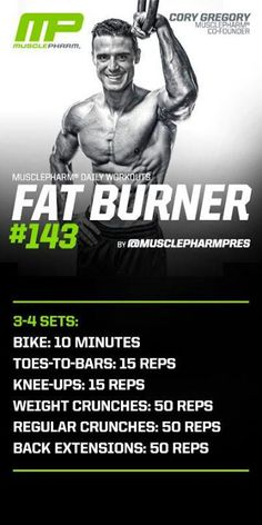 Lose 1 Pound Doing This 2 Minute Ritual - Musclepharm workout! Lose 1 Pound Doing This 2 Minute Ritual - Belly Fat Burner Workout Weight Loss For Men, Weight Loss Before, Losing Weight Tips, Weight Loss Plans, Weight Loss Tips, Belly Fat Burner Workout, Fat Burning Workout, Bodybuilding Motivation, Bodybuilding Fitness