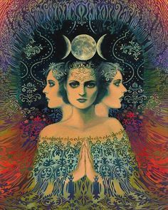 hecate greek goddess - Google Search