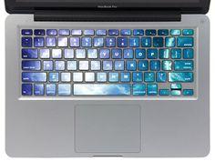 Macbook Keyboard Decal Sticker Macbook Sticker von GracefulDecal