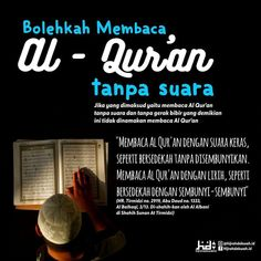 Bolehkah membaca Al-Quran tanpa suara? Pray Quotes, Faith Quotes, Reminder Quotes, Self Reminder, Muslim Quotes, Religious Quotes, Islamic Inspirational Quotes, Islamic Quotes, Hijrah Islam