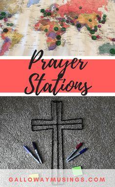 A free resource on prayer stations we used at our Women's Retreat! Youth Retreat Ideas, Women's Retreat, Ladies Retreat Ideas, Prayer Ministry, Youth Ministry, Ministry Ideas, Christian Retreat, Christian Living, Lent Prayers
