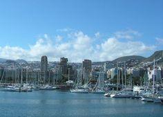 Santa Cruz de Tenerife Canary Islands