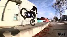 Alex Valentino Urban BMX Session - YouTube