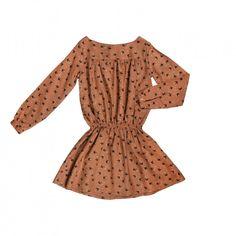Bonnet a Pompon - Vestido fruncido cintura