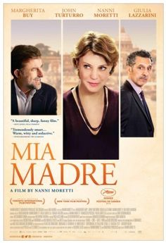Mia Madre (2015), #poster, #mousepad, #tshirt #movieposters2
