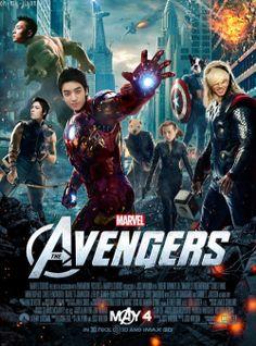 MY EDIT Seungri Big Bang daesung taeyang The Avengers t.o.p g-dragon jiyong Kwon Jiyong choi seunghyun avengers bigbang YG Entertainment boss tabi Dong Youngbae youngbae gaho kang daesung lee seunghyun oh my god please someone stop me oh-my-jiyong